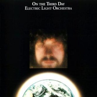 On the Third Day - Image: On the third day uk cover