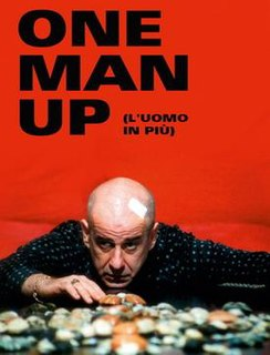 <i>One Man Up</i> 2001 film by Paolo Sorrentino
