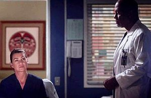 Only Mama Knows (Grey's Anatomy) - Richard tells Meredith the truth about her mother's past.