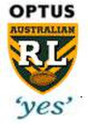 1996 ARL season - Image: Optus Cup Logo