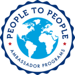 People to People Student Ambassador Program - Image: P2Plogo