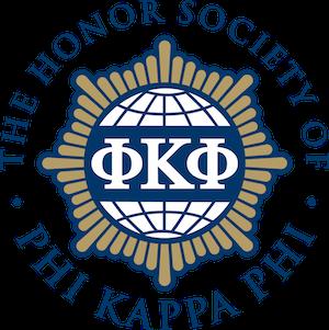 Phi Kappa Phi - Image: PKP CIRCLE