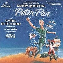 Peter Pan 1954 Musical