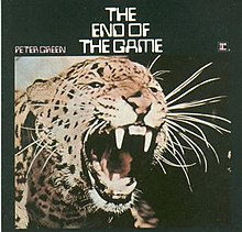 Peter Green - The End of the Game.jpg