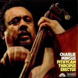 Charles Mingus in Paris: The Complete America Session - Image: Pithycanthropus Erectus America