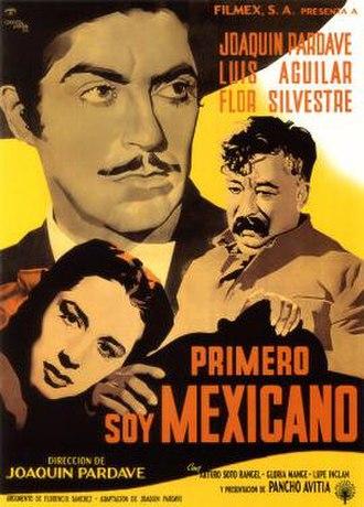 Primero soy mexicano - Image: Primero soy mexicano