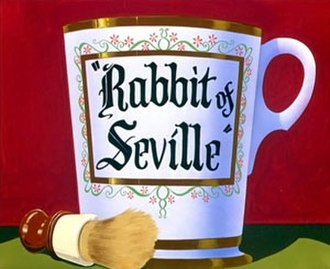 Rabbit of Seville - Title card