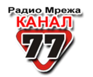 Kanal 77 - Image: Radio Kanal 77 logo