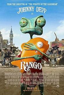 Rango 2011 Film Wikipedia