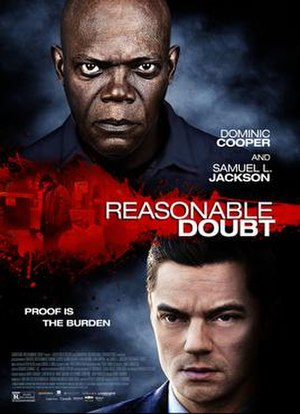 Reasonable Doubt (2014 film) - Theatrical release poster