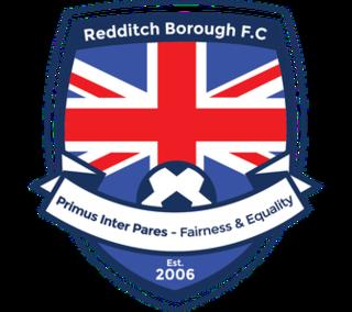 Redditch Borough F.C. Association football club in England