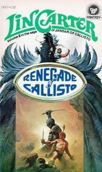 Renegade of Callisto - Cover of the first edition