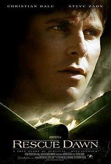 <i>Rescue Dawn</i> 2006 film by Werner Herzog