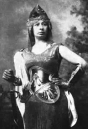 Princess Ida - Brandram as Blanche