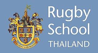 Rugby School Thailand School in Chonburi Province, Thailand