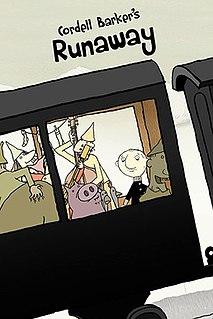 <i>Runaway</i> (2009 film) 2009 animated short by Cordell Barker