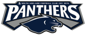 South Adelaide Football Club - Image: SA Panthers Logo