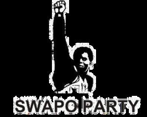 SWAPO - Image: SWAPO Party Logo