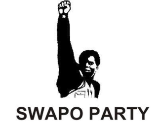 SWAPO Political party in Namibia