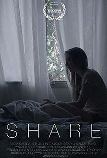 <i>Share</i> (2015 film) 2015 short film by Pippa Bianco