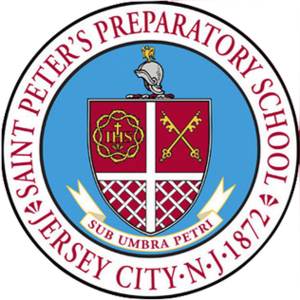 St. Peter's Preparatory School - Image: Saint Peters Prep Emblem