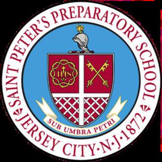 St. Peter's Preparatory School - Image: Saint Peters Prep Emblem