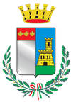 Coat of arms of Santena