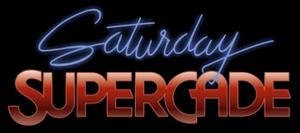 Saturday Supercade - Image: Saturday Supercade logo
