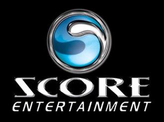 Score Entertainment - The Score Entertainment logo