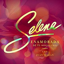 Selena Enamorada de ti single.jpg