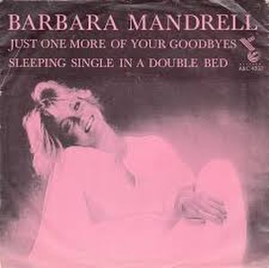 Sleeping Single in a Double Bed - Image: Sleeping Single in a Double Bed Barbara Mandrell