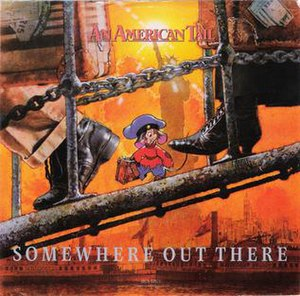 Somewhere Out There (James Horner song) - Image: Somewhere Out There