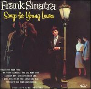 Songs for Young Lovers - Image: Songsforyounglovers