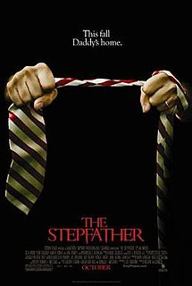 <i>The Stepfather</i> (2009 film) 2009 American horror thriller film; remake of the 1987 film directed by Nelson McCormick