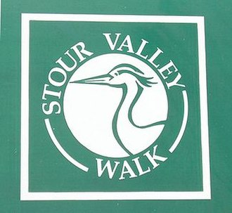 Stour Valley Walk - Stour Valley Signs