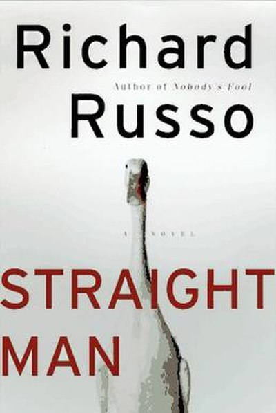 Picture of a book: Straight Man