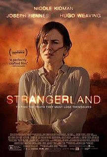 <i>Strangerland</i> 2015 Australian-Irish drama film by Kim Farrant