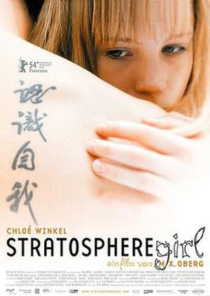 Stratosphere Girl - Stratosphere Girl film poster