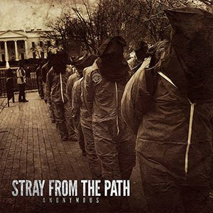 Anonymous (Stray from the Path album) - Image: Stray from the Path Anonymous