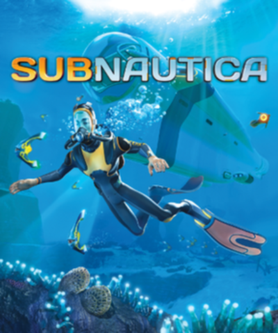 Picture of a game: Subnautica
