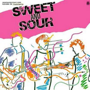Sweet and Sour (1984 TV series) - Image: Sweet&Sour Album Cover