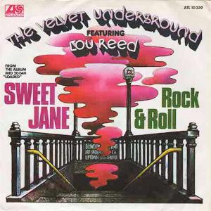 Rock & Roll (The Velvet Underground song) - Image: Sweet Jane Rock & Roll