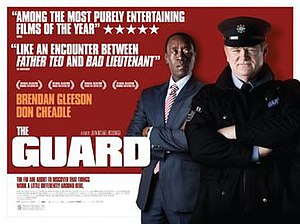 The Guard (2011 film) - Theatrical release poster