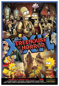 Treehouse Of Horror Xxiv Wikipedia