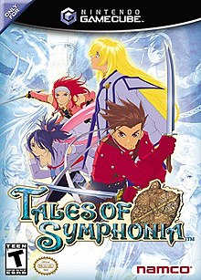 Tales Of Symphonia Wikipedia