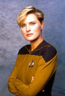 Tasha Yar fictional character on Star Trek: The Next Generation
