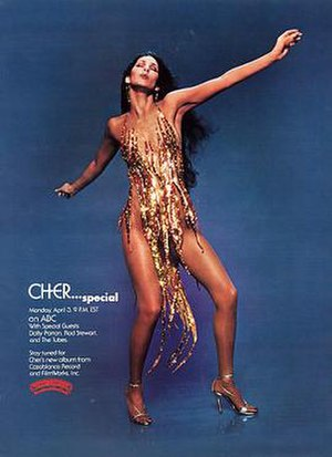 Cher... Special - Image: The Cher Show Spedcial
