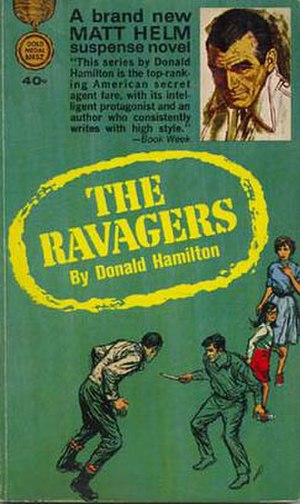 The Ravagers - 1964 paperback edition