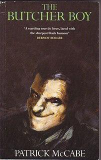 <i>The Butcher Boy</i> (novel)