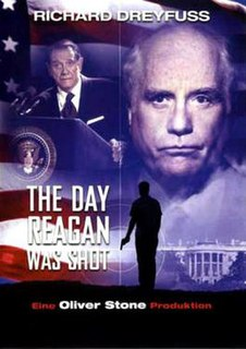 <i>The Day Reagan Was Shot</i> 2001 television film directed by Cyrus Nowrasteh